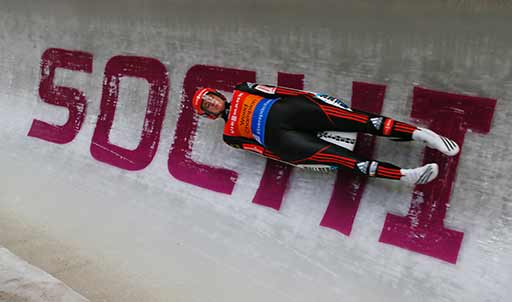 2014 Winter Olympics Luge TV Schedule
